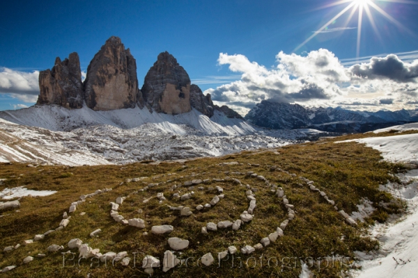 Tre Cime sunstar (1 of 1) web